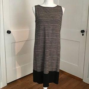 J. Jill Wearever Sleeveless Striped Dress